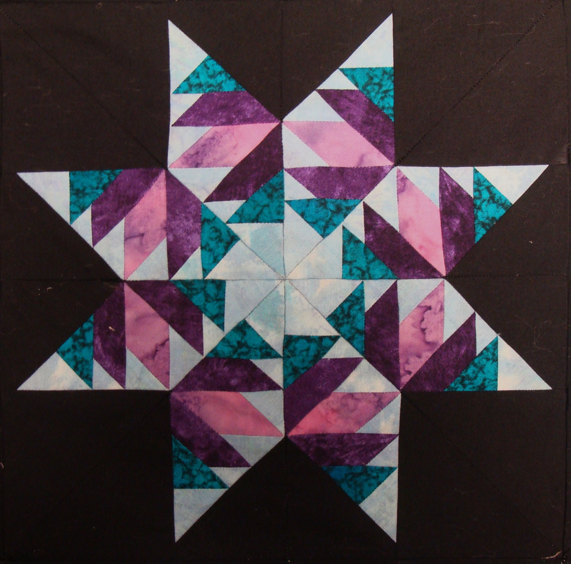 Nifty Fifty Quilters Of America Carol Doak S Paper Pieced