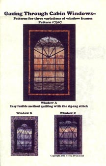 Nifty Fifty Quilters of America Quilt Patterns by Precious Tyes : through the window quilt pattern - Adamdwight.com