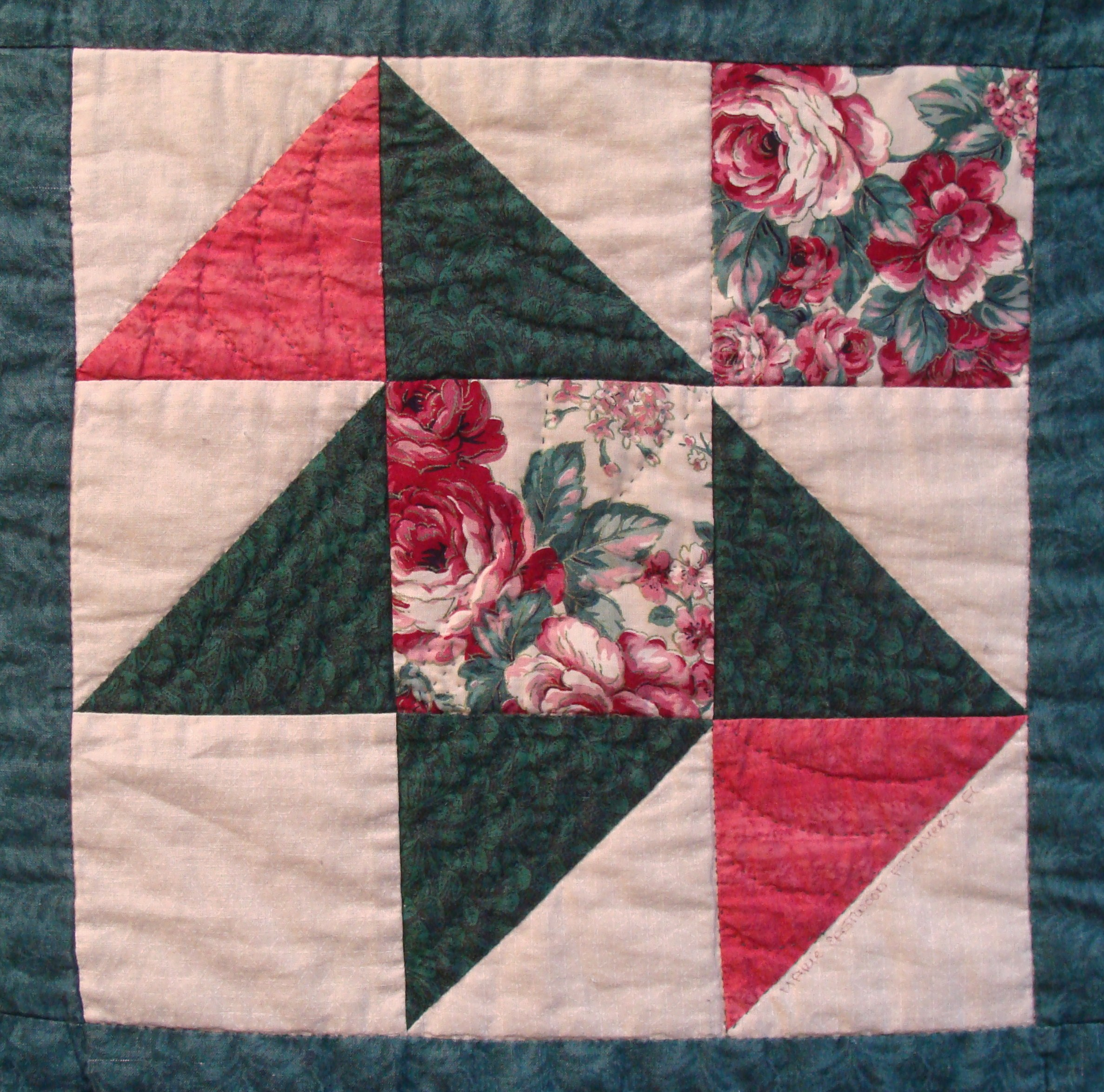 Nifty Fifty Quilters Of America First Swap