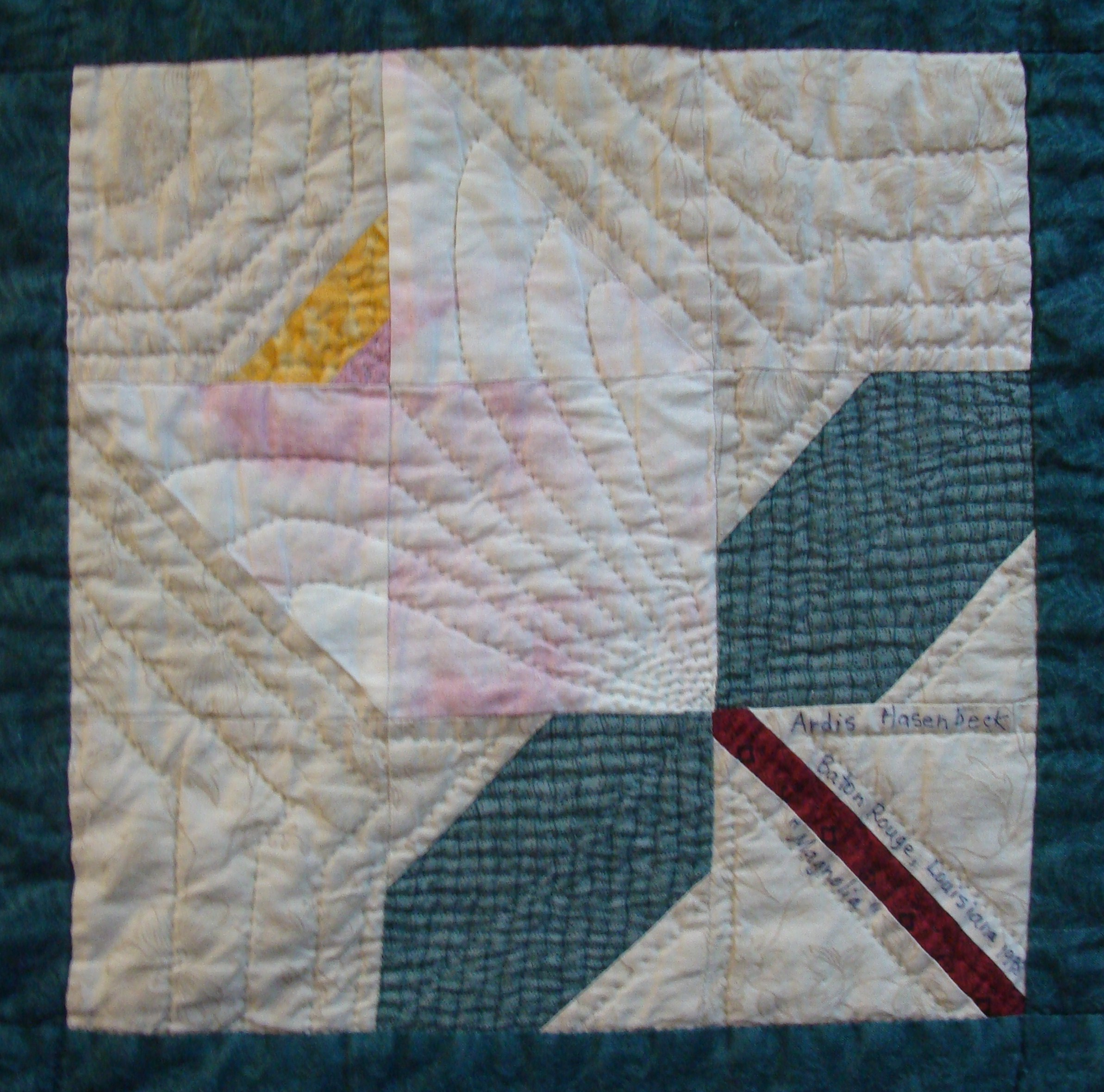 Nifty Fifty Quilters of America First Swap : magnolia quilt pattern - Adamdwight.com