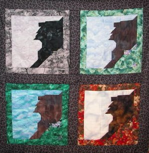 nifty fifty quilters of america quilt patterns by precious tyes