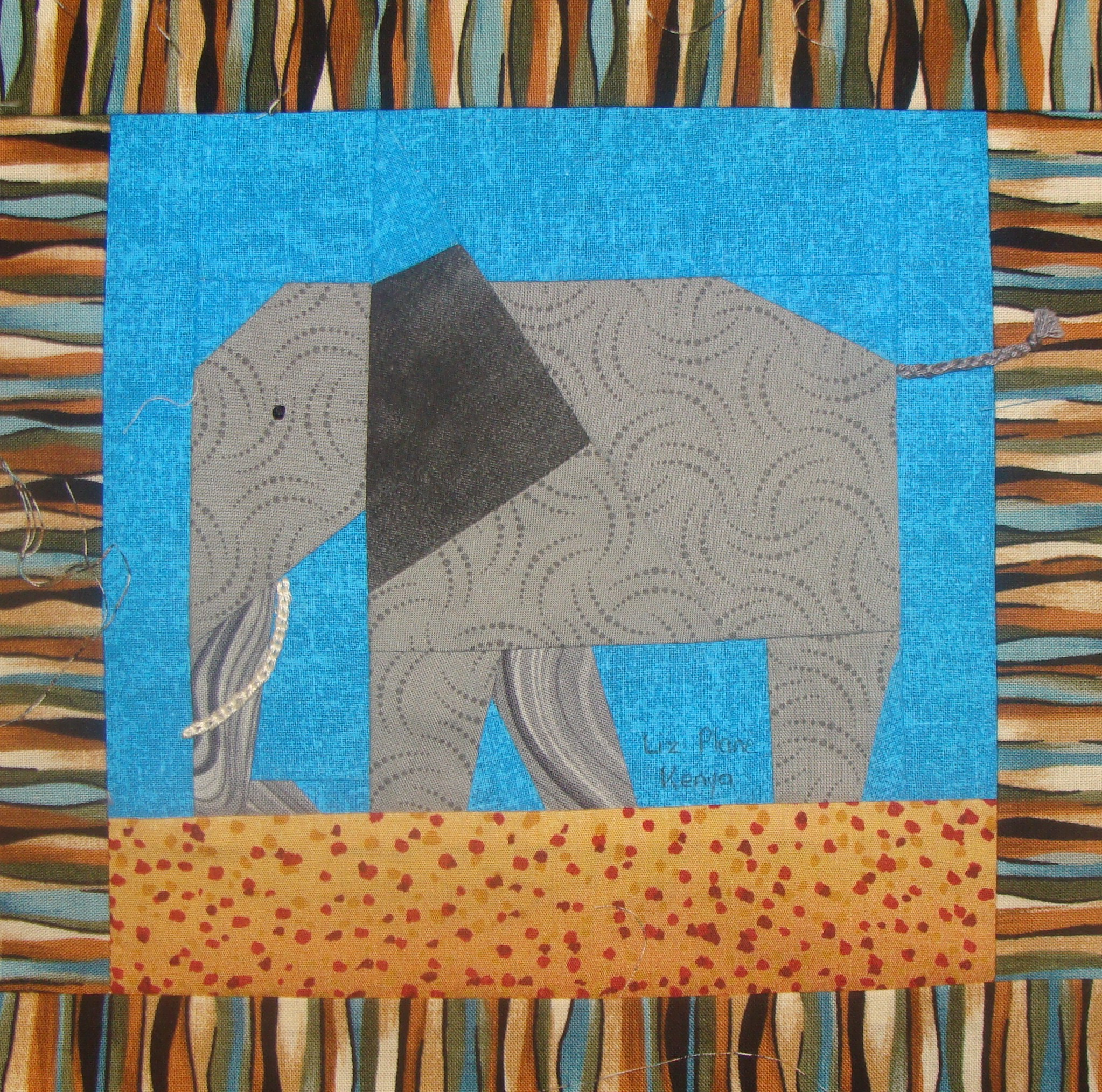 Nifty Fifty Quilters Of America International Quilt Block Swap