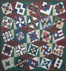 50 state quilt
