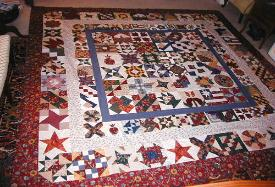 nfity fifty quilt