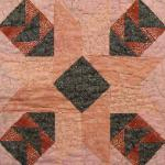 alaska traditional quilt block