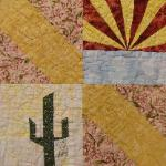 arizona quilt block