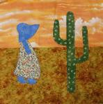 sunbonnet sue arizona quilt block