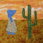 arizona sunbonnet sue quilt block