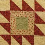 colorado state quilt block