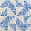 conneticut traditional 1930 reproduction fabric quilt block