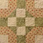 georgia traditional state quilt block