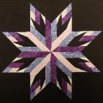 carol doaks iowa star quilt block