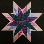 carol doaks maryland star quilt block