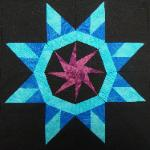 carol doaks new york star quilt block