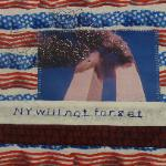 9/11 new york quilt block