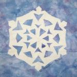 maryland snowflake quilt block
