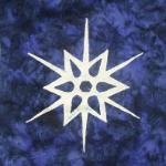 new hampshire snowflake quilt block