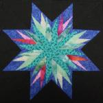 carol doaks north dakota star quilt block