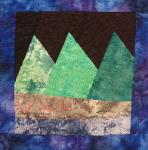 oregon quilt block