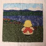 oregon sunbonnet sue quilt block